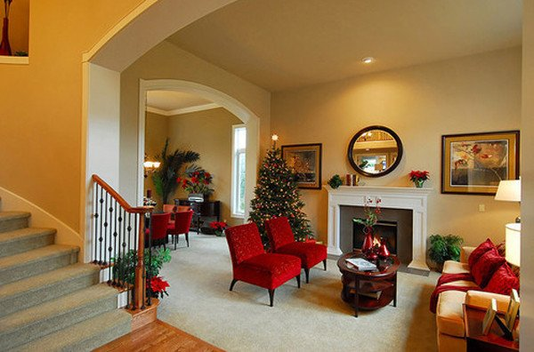 Tree Decor for Living Room Awesome and Beautiful Christmas Tree Decorating Ideas