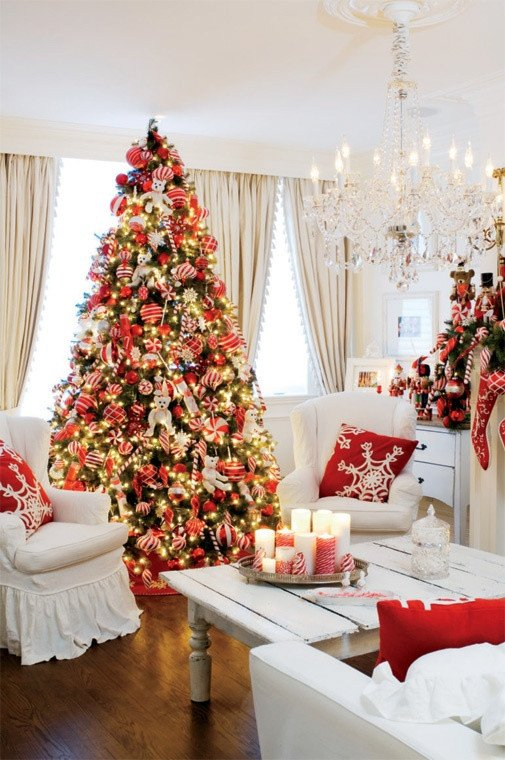 Tree Decor for Living Room Cozy Decoration Ideas for Your Living Rooms