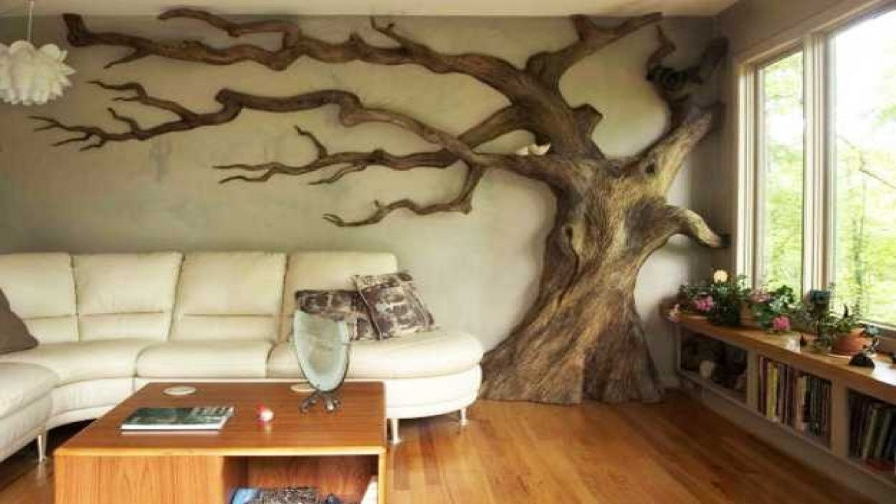 Tree Decor for Living Room orange and Brown Living Room Decor Willow Tree Metal Wall