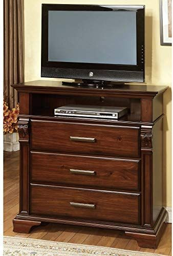 Tv Media Chest Bedroom Best Seller Transitional 3 Drawer Media Chest Online In 2020