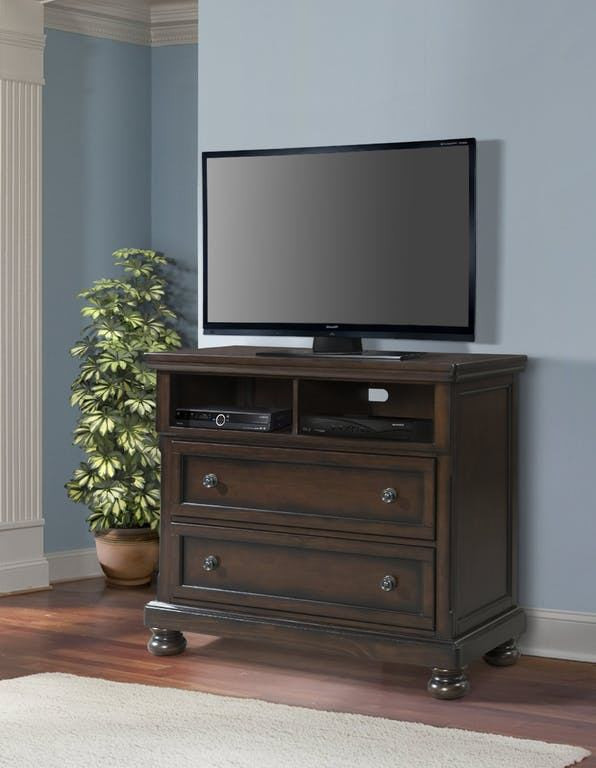 Tv Media Chest Bedroom Elements Kingston Media Chest In Walnut Kt600tv