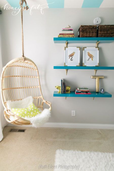 Tween Chair for Bedroom A Turquoise Tween Bedroom