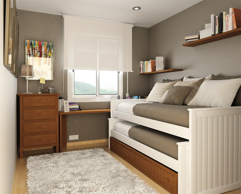Unique Living Room Decorating Ideas Furnishing A Small Room Small Bedroom Ideas Design Ideas