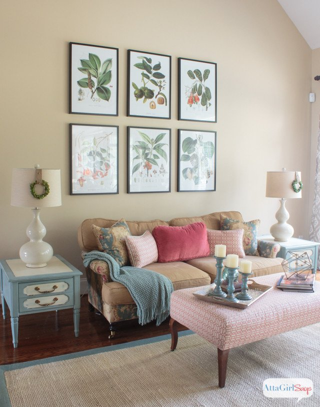 Vintage Living Room Decorating Ideas Vintage Meets Modern Living Room Decorating Ideas