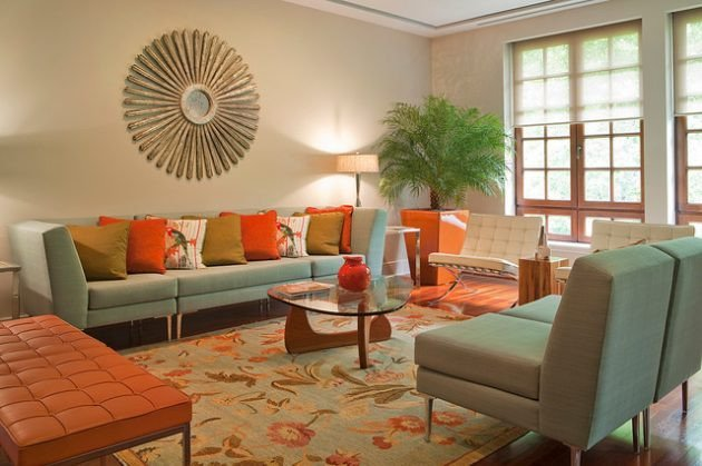Vintage Modern Living Room Decorating Ideas 18 Magnificent Ideas for Decorating Retro Living Room