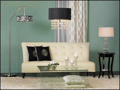 Vintage Modern Living Room Decorating Ideas Decorating theme Bedrooms Maries Manor New York Style