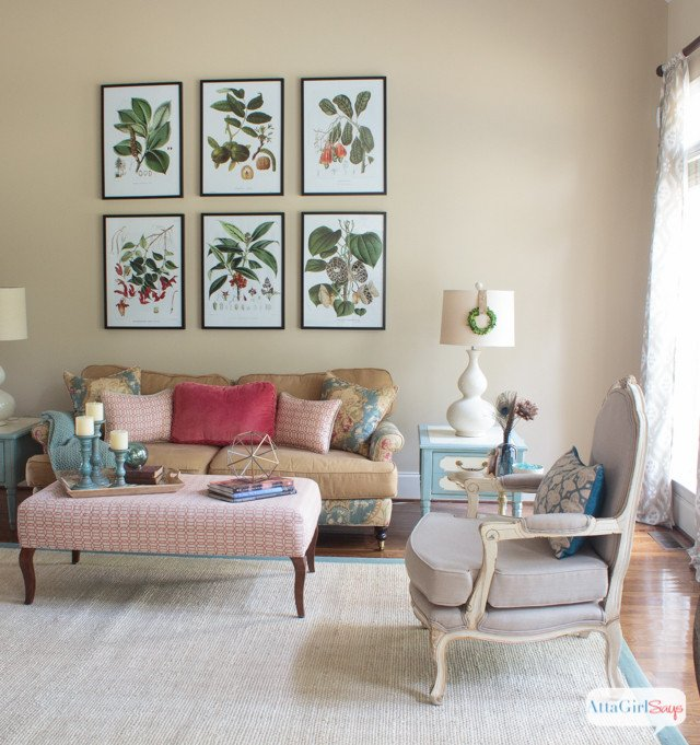 Vintage Modern Living Room Decorating Ideas Vintage Meets Modern Living Room Decorating Ideas