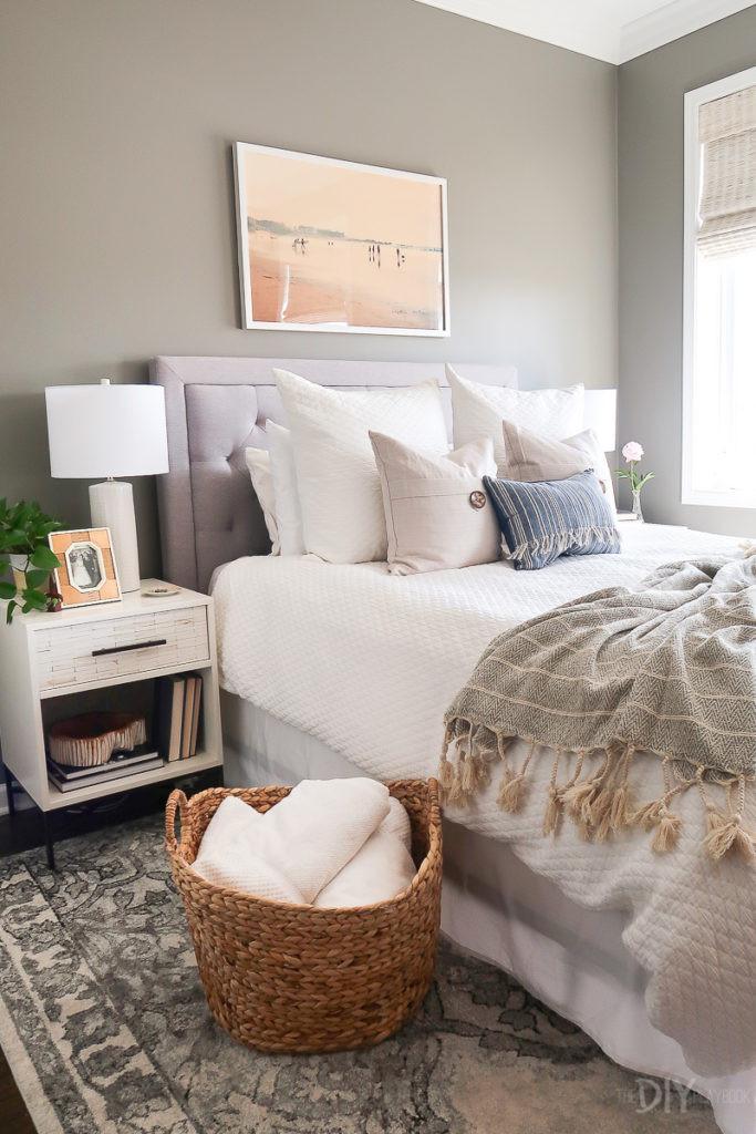 Wal Mart Bedroom Furniture Creating A Coastal Bedroom On A Bud