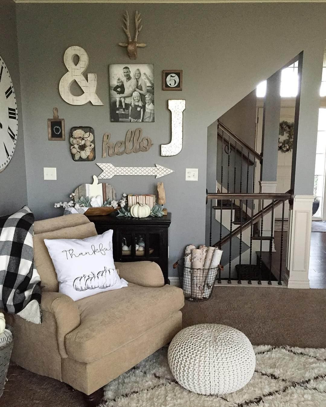 Wall Decor for Living Room 33 Best Rustic Living Room Wall Decor Ideas and Designs