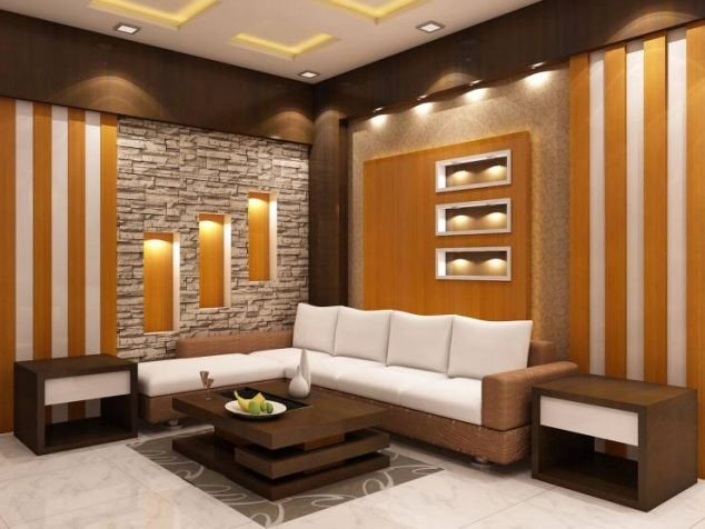 Wall Decor Ideas In Your Living Room 13 Of the Most Stunning Illuminated Wall Niches to Enjoy Daily