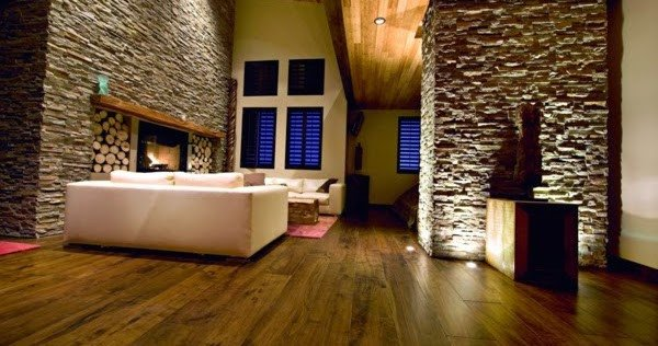 Wall Decor Ideas In Your Living Room Living Room Design Ideas Natural Stone Wall In the Interior