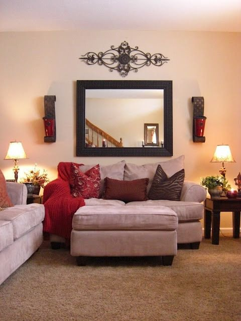 Wall Decor Living Room Ideas I Have that Wrought Iron that is Over the Window Hobby