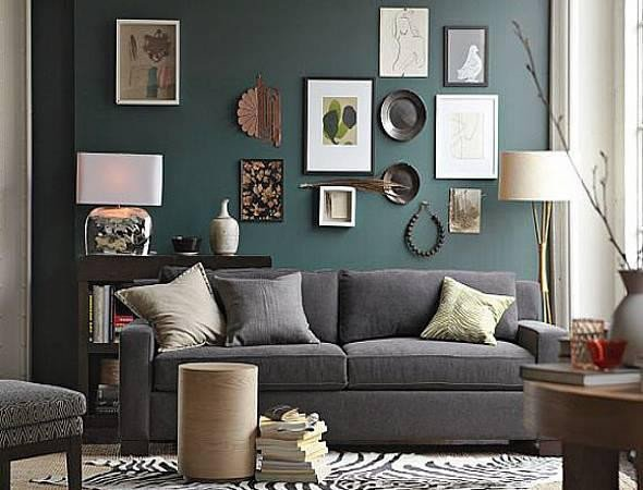 Wall Decor Living Room Ideas Wall Groupings