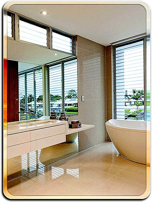 Wall Mirror for Bedroom Amazon Frameless Rectangle Wall Mirror