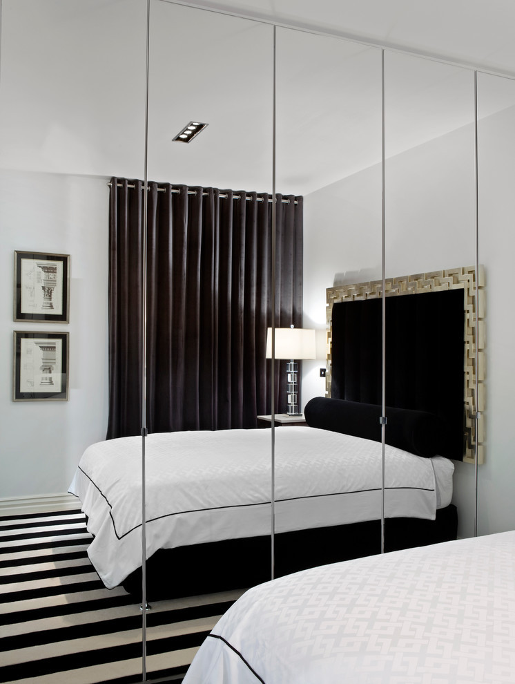 Wall Mirror for Bedroom by Jado Developments & Jado Decor Christine Tsingelidis Cole