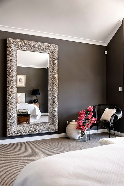 Wall Mirror for Bedroom Colourful & Rustic Australian Home