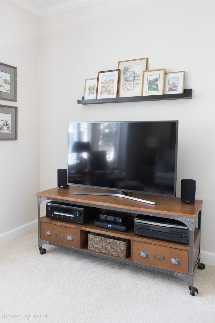Wall Mounted Tv Ideas Bedroom How to Decorate the Tv A Simple solution