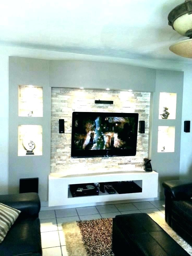 Wall Mounted Tv Ideas Bedroom Wall Mount Tv Ideas for Living Room – Yourbike