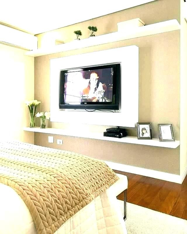 Wall Mounted Tv Ideas Bedroom Wall Mounted Tv Designs – Otomientayfo