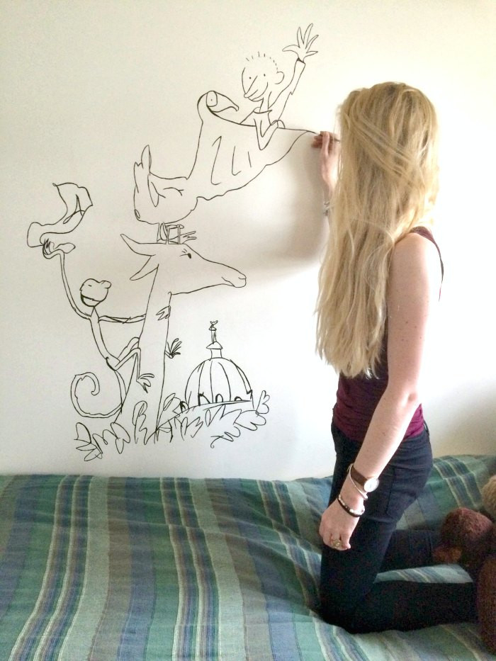 Wall Murals for Bedroom An Interior Designer S Guide to Painting A Mural • Ugly