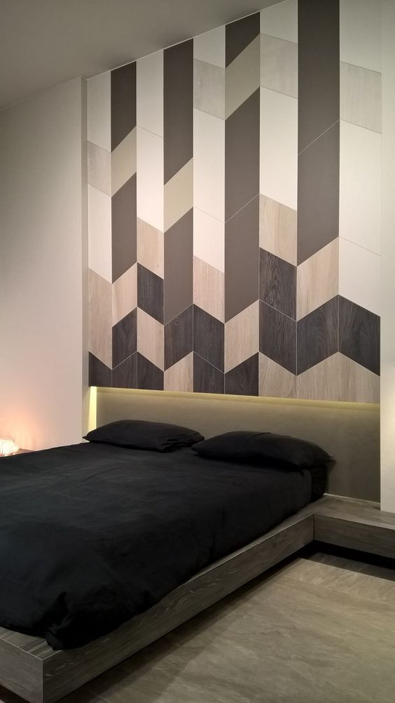Wall Tiles for Bedroom 28 Unique Accented Wall Decor Ideas