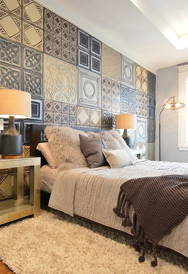 Wall Tiles for Bedroom Bedroom Accent Walls to Keep Boredom Away