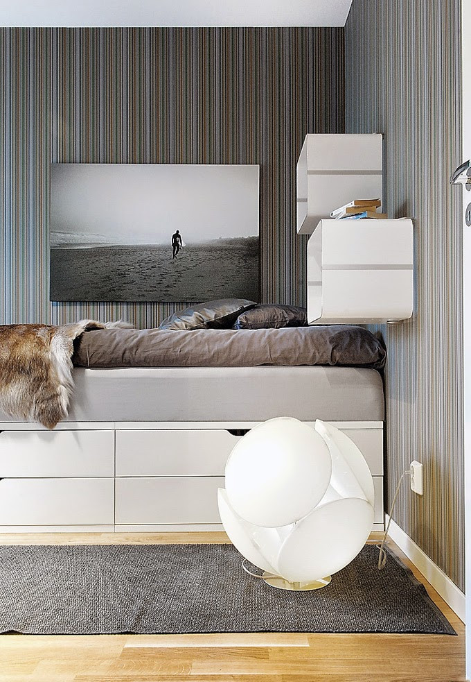 Wall Units Bedroom Furniture 53 Insanely Clever Bedroom Storage Hacks and solutions