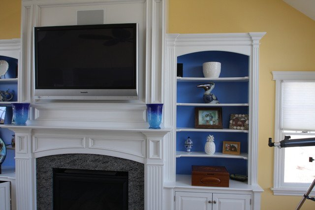 Wall Units Traditional Living Room Fireplace Mantel Wall Unit Traditional Living Room