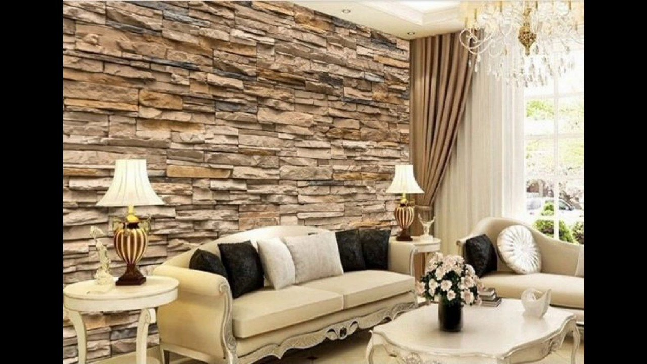 Wallpaper for Living Room Ideas 17 Fascinating 3d Wallpaper Ideas to Adorn Your Living
