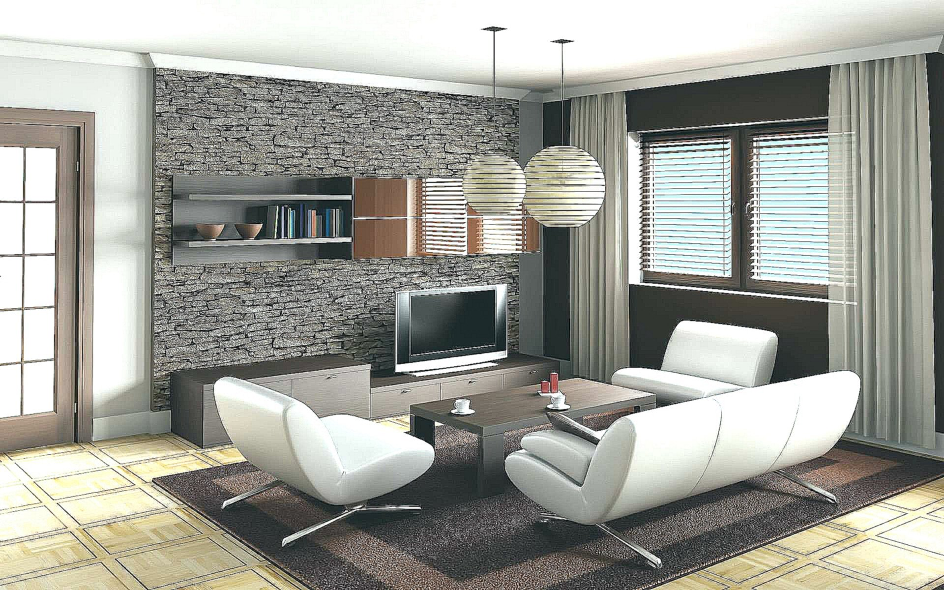 Wallpaper for Living Room Ideas 39 Wallpaper Design for Living Room Contemporary