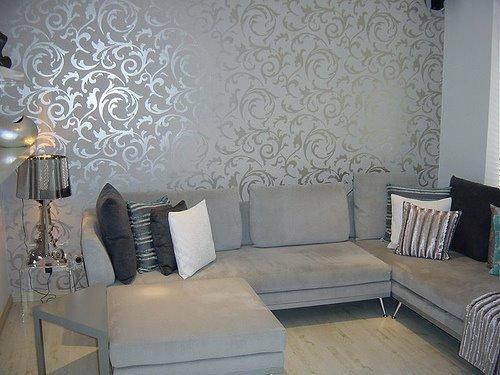 Wallpaper for Living Room Ideas Arquitectura Decoracion Y Mas El Papel Tapiz