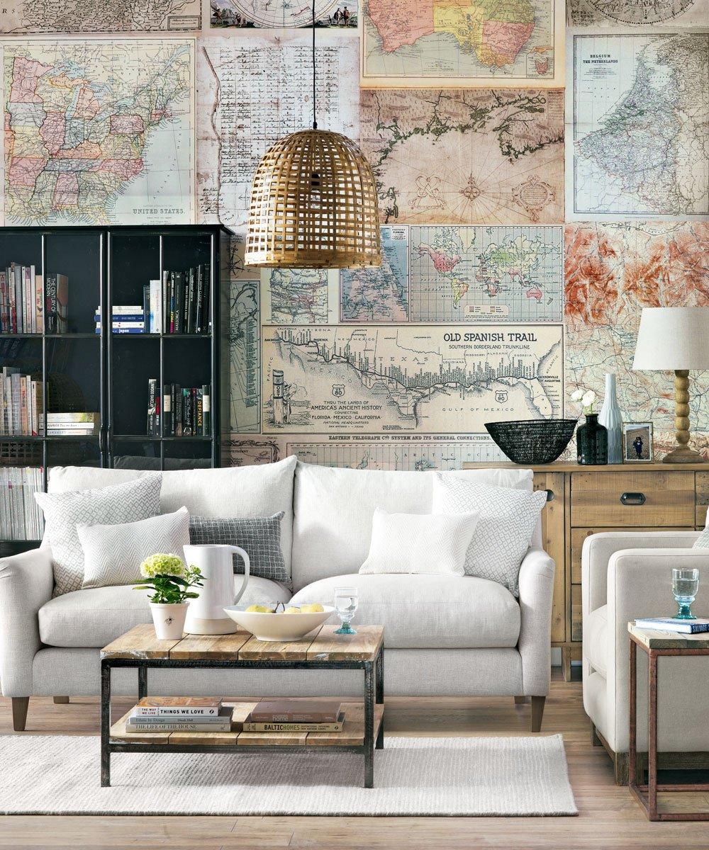 Wallpaper for Living Room Ideas Living Room Wallpaper – Wallpaper for Living Room – Grey