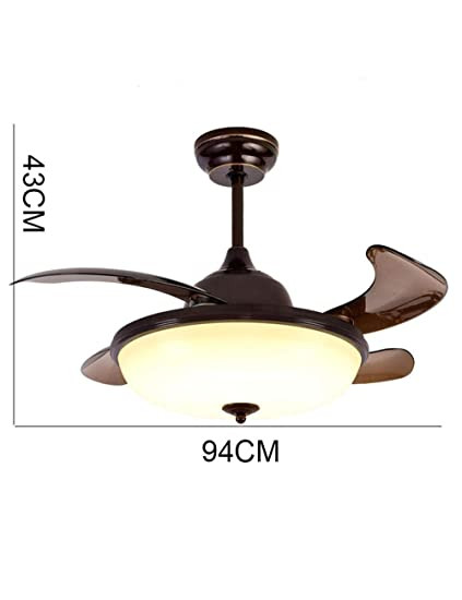 What Size Fan for Bedroom Amazon Ceiling Fan Light Liuyulong Fan Light Mute