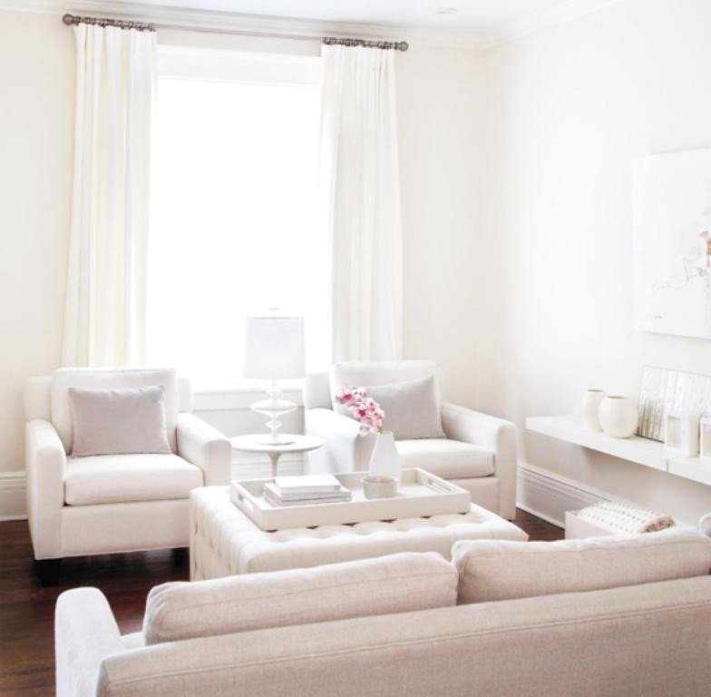 White Living Room Decor Ideas 15 Serene All White Living Room Design Ideas Rilane