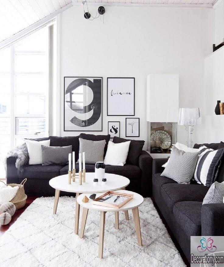 White Living Room Decor Ideas 45 Living Room Wall Decor Ideas