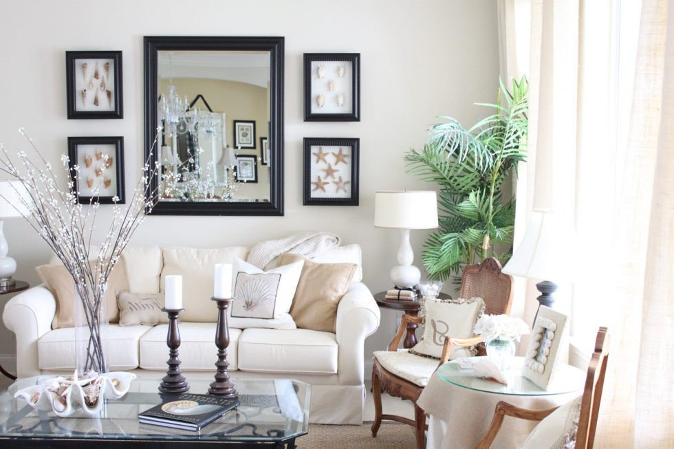 White Living Room Decor Ideas Beyond White Bliss Of soft and Elegant Beige Living Rooms