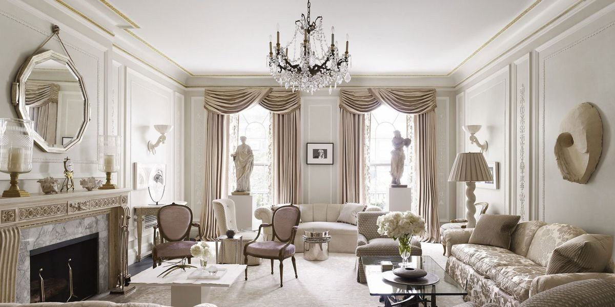 White Living Room Decor Ideas Decorating White Walls Design Ideas for White Rooms
