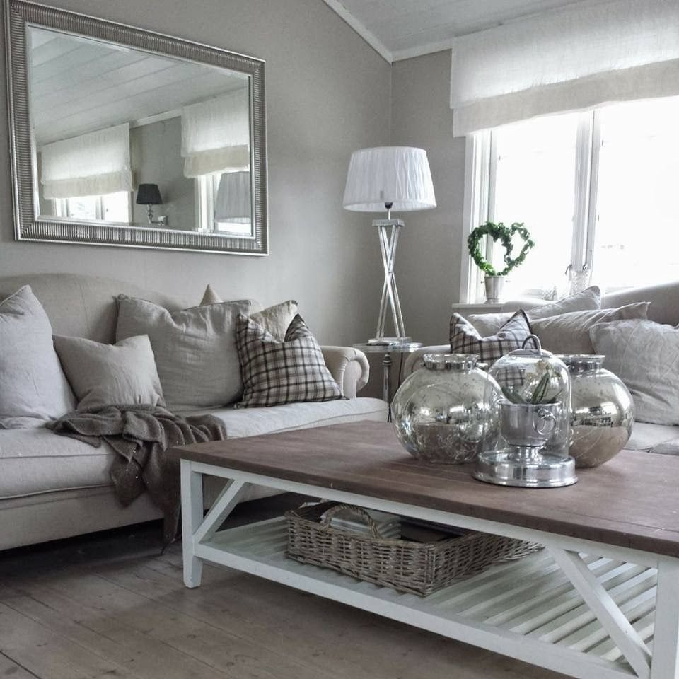 White Living Room Decor Ideas Gray and White Living Room
