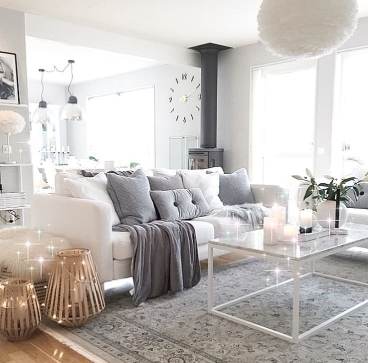 White Living Room Decor Ideas Pin by Hair and Beauty Catalog On Beautiful Things