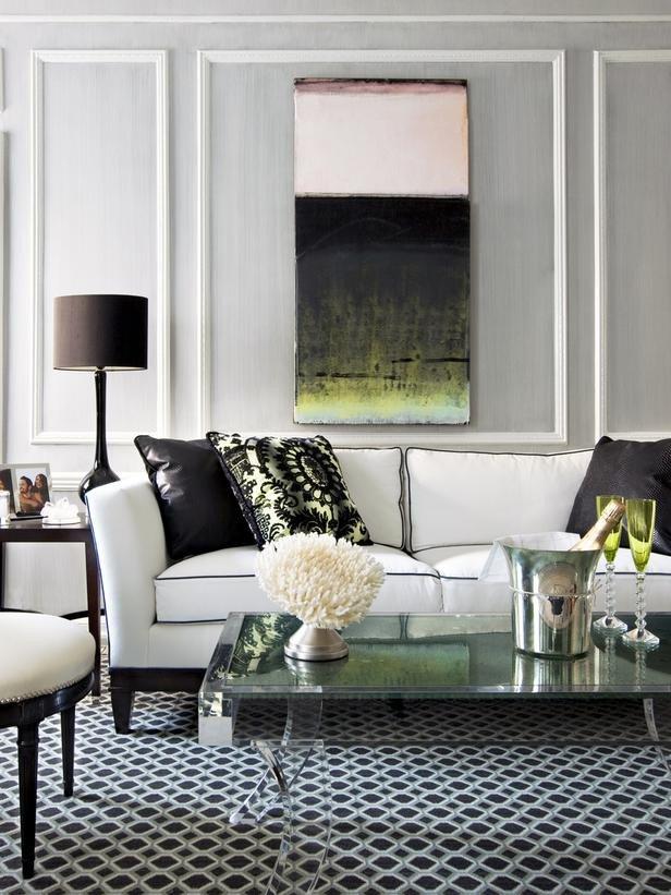 White Living Room Decor Ideas White sofa Design Ideas & for Living Room