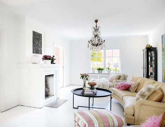 White Paint Guide for Living Room Decorating is White Paint Still the Best Wall Color Living Room