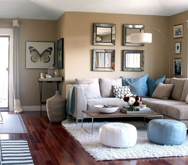 White Paint Guide for Living Room Decorating Painting Tips for Living Room Decor
