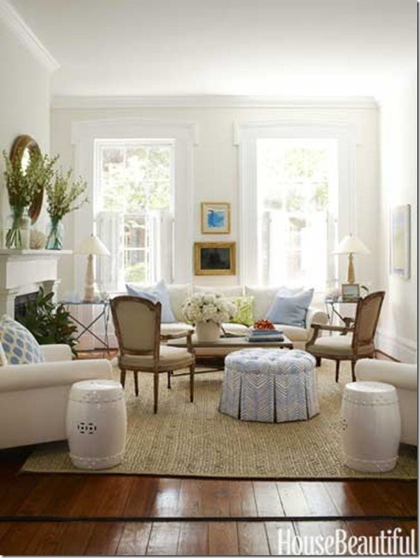 White Traditional Living Room Defining Your Decorating Style southern Hospitality