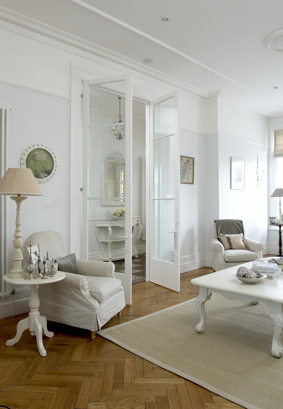 White Traditional Living Room White Traditional Living Room Living Room Design Ideas