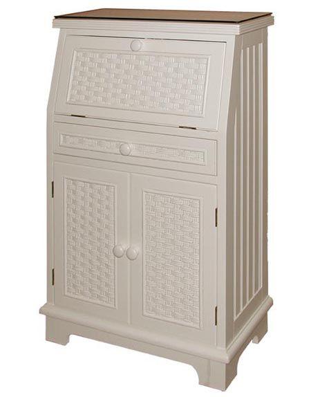 White Wicker Bedroom Furniture Cottage Rattan Bedroom Suite From Schober