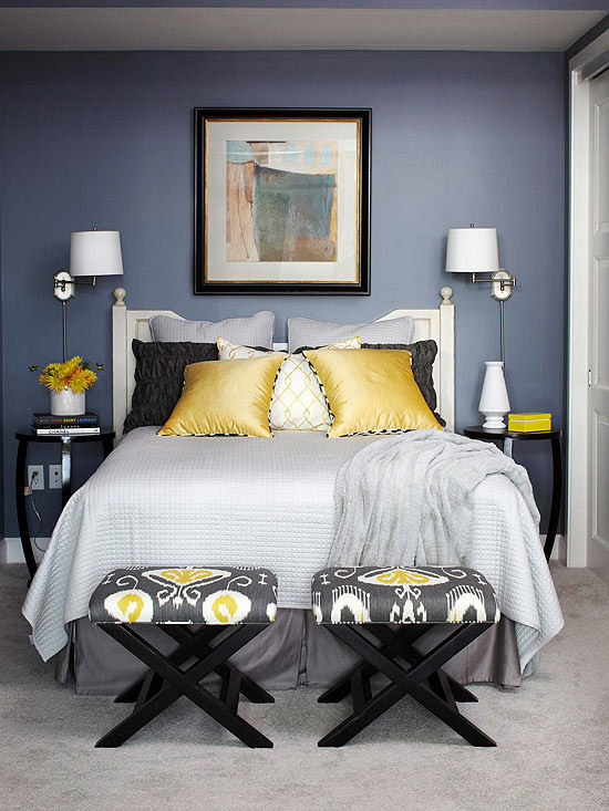 Yellow and Gray Bedroom Decor Yellow and Gray Bedding that Will Make Your Bedroom Pop