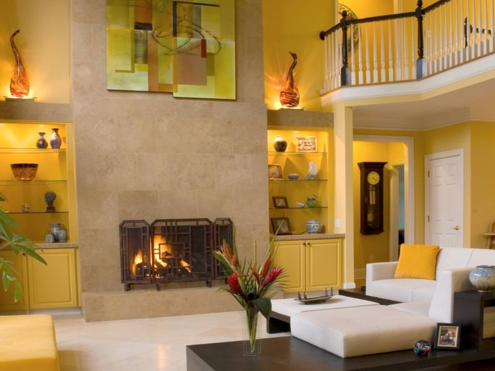 Yellow Decor for Living Room 25 Yellow Living Room Designs Decorating Ideas