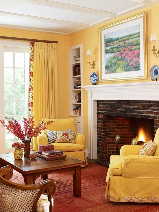 Yellow Decor for Living Room 28 Yellow Living Room Decorating Ideas Decoration Love