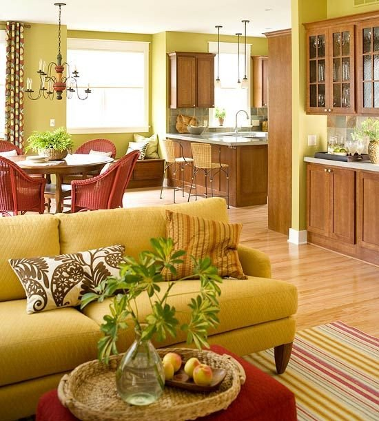 Yellow Decor for Living Room Interesting Yellow Living Room Design Ideas