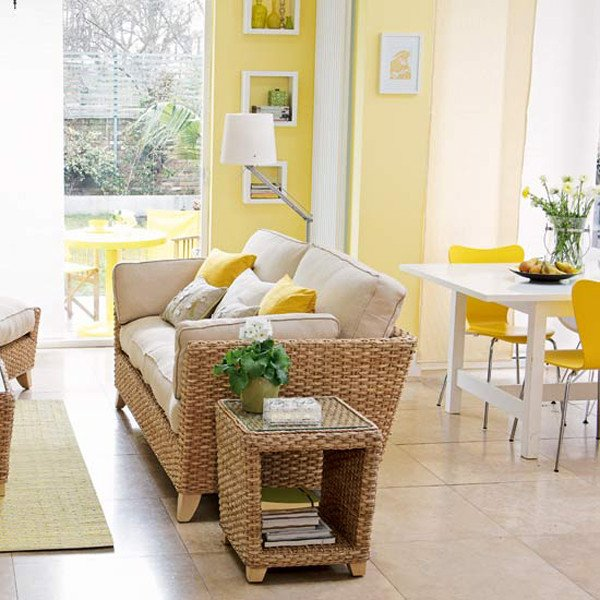 Yellow Decor for Living Room Yellow Living Room Designs – Adorable Home
